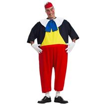 Alice in Wonderland Tweedle Dee Adult Costume