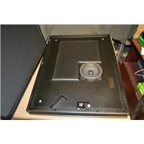 "Lot of 3 NEW Gekko DMC-1824 Wall Mounted Speaker, Black, 24 1/2"" x 18 1/2"""
