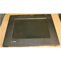 "15"" LCD Vartech Industrial Display,  VT150P-04P-1-CS-03, Operator Panel, 120VAC"
