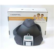 Konftel 250 Conference Phone Analog 910101065 BRAND NEW
