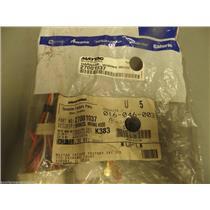 Amana Washer 27001037 Hood Wiring Harness NEW IN BOX