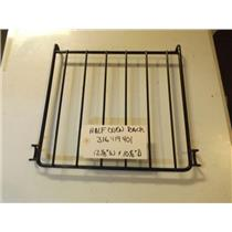 "KENMORE 316419401 Half oven rack 12 1/8""W x 10 1/2""D    USED"