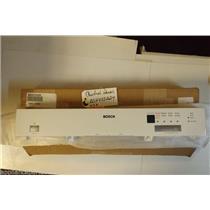 Bosch  dishwasher 475224    Control panel       NEW IN BOX
