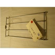 """KENMORE WHIRLPOOL FRIGIDAIRE TAPPAN  16 3/4 x 8 1/4"""" OVEN RACK USED PART"""