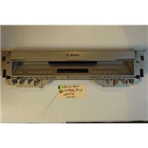 BOSCH  DISHWASHER 689876  744911  Fascia panel, electro NEW W/O BOX