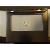 FRIGIDAIRE STOVE 316407911S 316407911  316246100  Panel,Door ,stainless ,outer