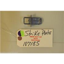 BOSCH  DISHWASHER 187185   Strike plate  NEW W/O BOX