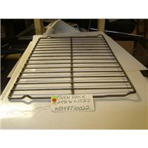 """Kenmore WB48T10022  Oven Rack 24 1/8"""" W X 15 1/2"""" D   used part"""