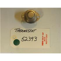 Amana Speed Queen Dryer  52393  Thermostat   NEW W/O BOX