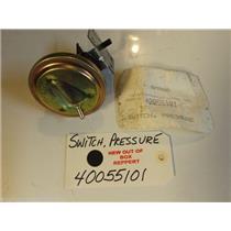 Amana Washer  40055101  Switch, Pressure  NEW W/O BOX