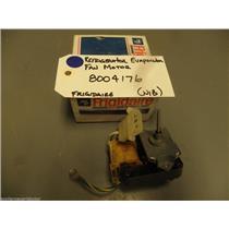 Frigidaire Refrigerator 8004176 Evaporator Fan Motor NEW IN BOX