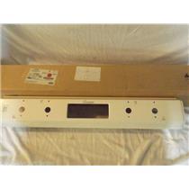 AMANA STOVE 316653C Panel, Control (bsq) NEW IN BOX