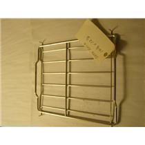 """KENMORE WHIRLPOOL FRIGIDAIRE TAPPAN  14 1/4 x 12 1/2"""" OVEN RACK USED PART"""