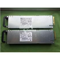 Lot (2) HP 361392-001 DL360 G460W Power Supplies DPS-460BB 325718-001 [54]
