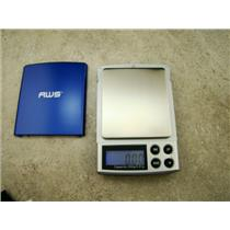 Digital Pocket Scale-Gold-Silver-Gram-Grain-CT-OZ-0.01 Gram Blue-AAA-200G