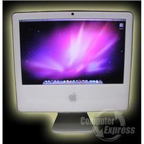 """Apple iMac A1195 MA406LL/A 17"""" Intel Core Duo 1.83GHz 2GB 80GB OS X 10.6.8 [56]"""