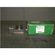 Fafnir 1 7/16 self locking collar mounted ball bearing RTU 1 7/16