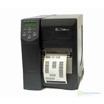 Zebra Z4M Z4M00-1001-0000 Thermal Transfer Barcode Label Printer Parallel 300DPI