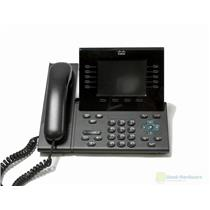 CISCO CP-8961-C-K9 Unified IP Phone 8961 5-inch TFT color display 2 USB ports
