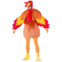 Gobbles the Turkey Adult Thanksgiving Costume