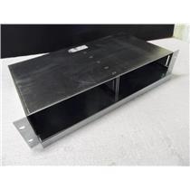 HP Hewlett Packard P/N C4317A 2U Rack Mount Adapter Storage Rack Enclosure Only