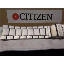 Citizen Watch Band BN0100 -51E Bracelet 23mm Curved End W/ Quick Length Extend