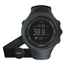Suunto Watch Ambit 3 Sport HR Black .SS02067800 W/ GPS, Heart Rate Monitor. NIB