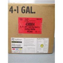 1 Case (4) Spilfyter 410004 Specialty Spill Control Liq Acid Neutralizer