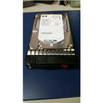 """HP 450GB 3.5"""" LFF 6G DP SAS 15K RPM Hard Drive 517352-001 516816-B21"""
