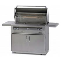 "NIB Alfresco LX2 ALX236CLP 36"" Freestanding liquid Propane Grill retail $6340.40"