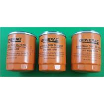 Generac 070185E-3 Guardian Generator Oil Filter 3 Pack 070185F x 3