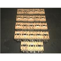 Allen-Bradley 100-A12ND3 Contact Blocks Lot of 23
