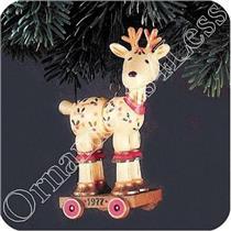 1977 Reindeer - Yesteryears - QX1735