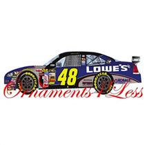 American Greetings 2009 Jimmie Johnson #48 Car - Nascar - AGOR127V - SDB