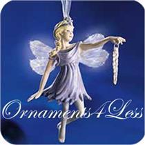 2001 Delandra - Frostlight Faeries Collection - QP1685 - NO BOX