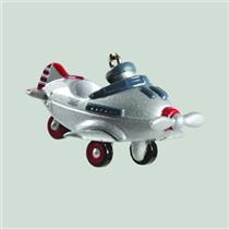 1997 Miniature Kiddie Car Classics #3 - Murray Pursuit Airplane - QXM4132 - DB