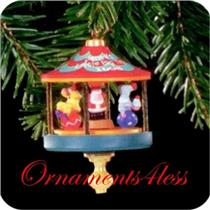 1996 Santa's Little Big Top #2 - QXM4081