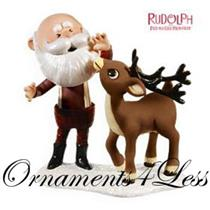 2009 Santas Bright Idea - Rudolph the Red-Nosed Reindeer - QXI1182