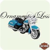 2005 Miniature Harley Davidson #7 - 1994 FLHR Road King - QXM2065