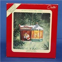 Carlton 1994 Santa's Toy Shop #1 - Holiday Town