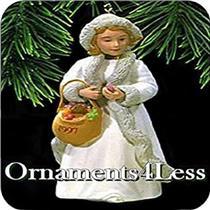 1997 Christmas Visitors #3 - Kolyada - QX6172 - DB