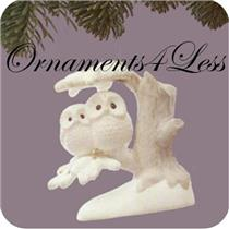 1989 Christmas is Peaceful - Keepsake Club Ornament