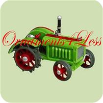 2004 Antique Tractors #8 - QXM5154