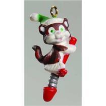 1992 Kittens in Toyland #5 - Miniature Ornament - QXM5391