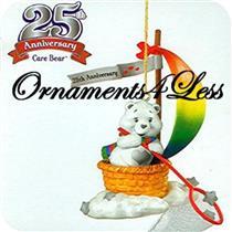 Carlton 2007 Care Bears 25th Anniversary Ornament & DVD - CXORCB25