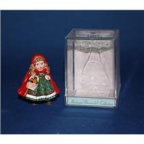 2000 Little Red Riding Hood - Madame Alexander Merry Miniature - QMM7062 - SDB