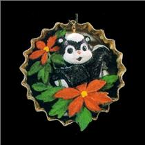 1994 Sweet Bouquet - Miniature Club Ornament - QXC4806 - SDB