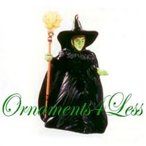 1996 Wicked Witch of the West - Wizard of Oz - QX5554 - DB