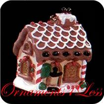 1997 Home Sweet Home - Miniature Ornament