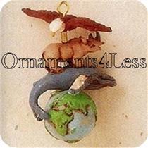 1995  Precious Creations - Miniature - QXM4077 - SDB